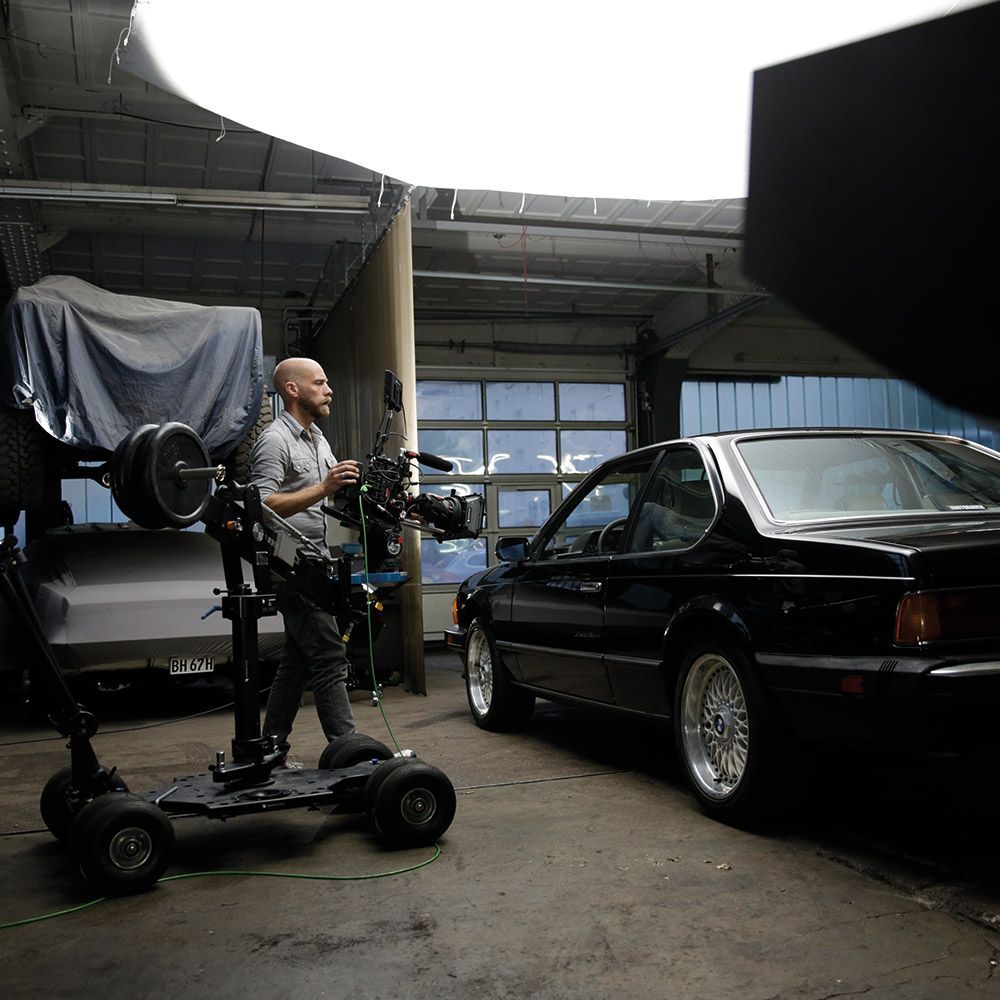 Making Of BMW 635 CSi