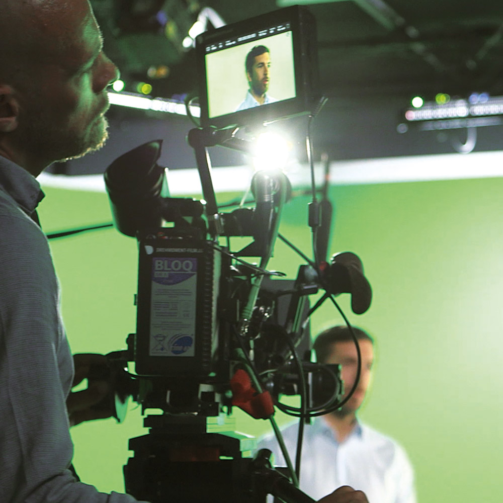 Making Of Eurosport Moments – Drehmoment Greenscreen Filmstudio